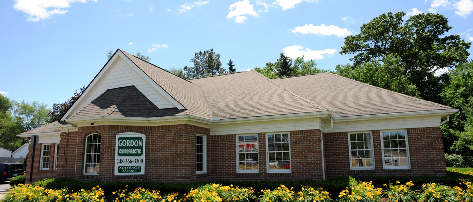 Gordon chiropractic office hours and location
